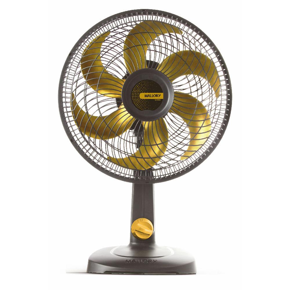 Ventilador Mallory TS30 Gold Preto