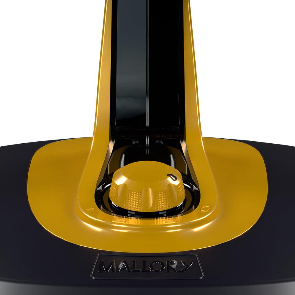 Ventilador Mallory  Neo Air 15 Dourado