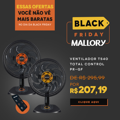 banner total control black friday